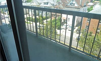 Patio / Deck, 147-20 35th Ave 5B, 1