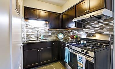 Kitchen, Timber Trail, 1