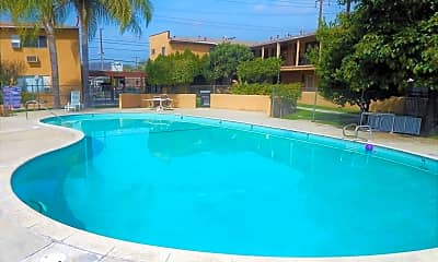 Pool, 766 S Dudley St, 1