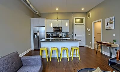 Kitchen, 210 Walnut St, 1