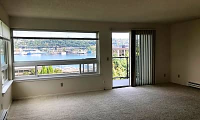 Living Room, 1744 Dexter Ave N, 0