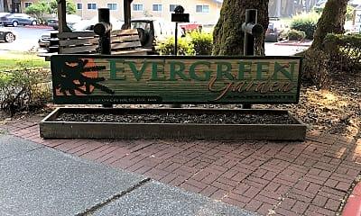 Evergreen Garden Apartments, 1