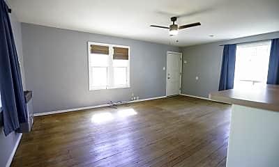 Living Room, 360 E 3rd Ave, 1