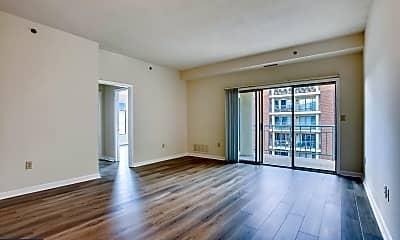 Living Room, 610 N West St 505, 0