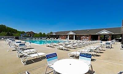 Pool, Woodhaven Commons, 2