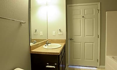 Bathroom, The Peaks of Searcy, 2