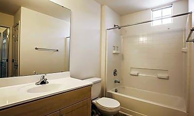 Bathroom, The Symphony Apartments, 2