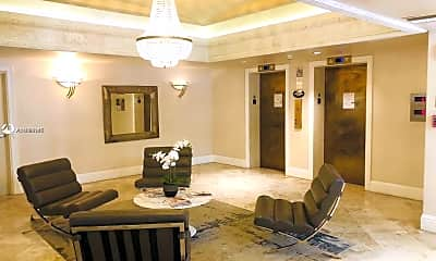 Living Room, 9195 Collins Ave 704, 2