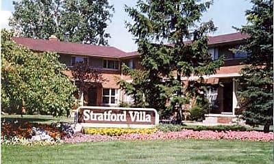 Community Signage, Stratford Villa, 0