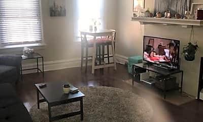Living Room, 418 Semple St, 0