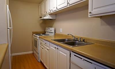 Kitchen, Evergreen, 1