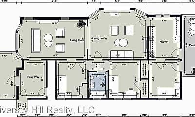 Building, 689 Allen St, 2