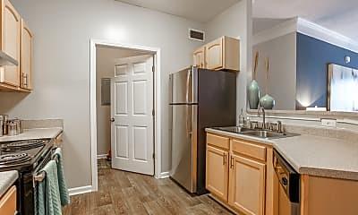 Kitchen, Peachtree Landing, 1