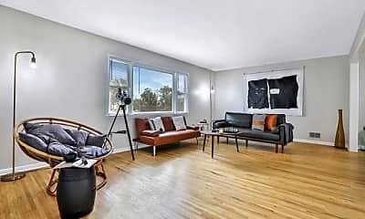 Living Room, 420 Cornelia St, 1