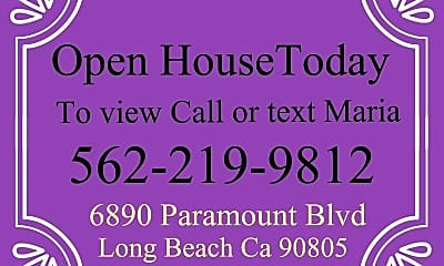 Building, 6890 Paramount Blvd, 1
