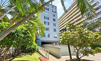 Building, 1032 Kinau St, 0