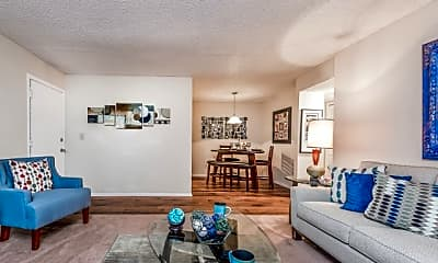 Living Room, Advenir at Magnolia, 1