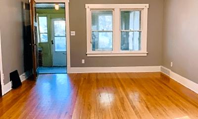 Living Room, 4640 Izard St, 0