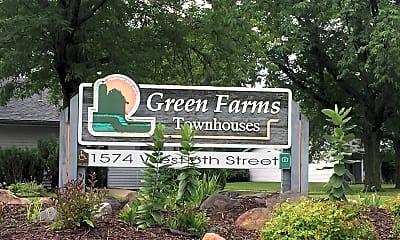 Green Farm Town Houses, 1
