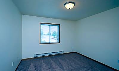 Bedroom, Pinehurst Apartments, 2