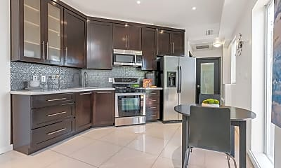 Kitchen, 7177 Pacific View Dr, 1