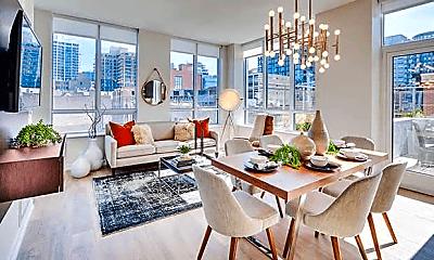 Living Room, 752 N Hudson Ave, 0