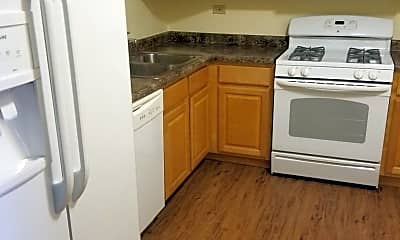 Kitchen, 535-569 Maple Avenue, 0
