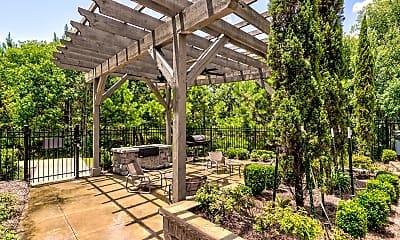 Recreation Area, River Park Apartments, 1