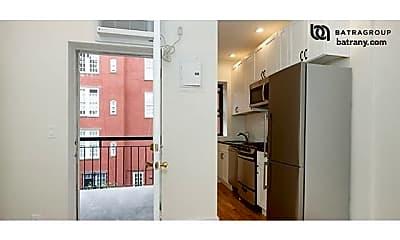 Kitchen, 402 East 78th Street, 1