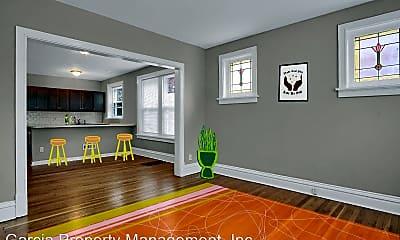 Living Room, 4951 Lindenwood Ave, 0
