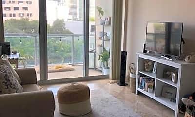 Living Room, 3470 E Coast Ave H0403, 1