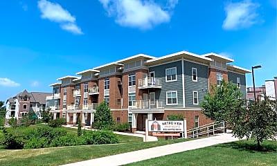 Metro View Apartments, 1