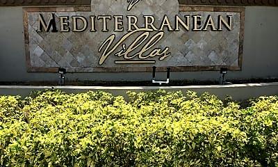 Mediterranean Village, 1