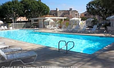 Pool, 7048 Camino Degrazia, 2