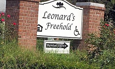 Leonards Free Hold Apartments, 1