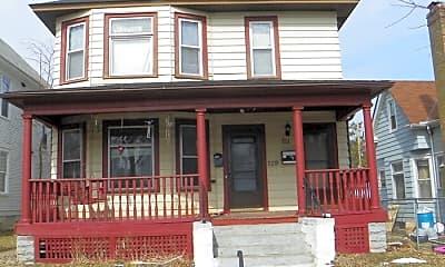 Building, 709 Jessamine Ave E, 0