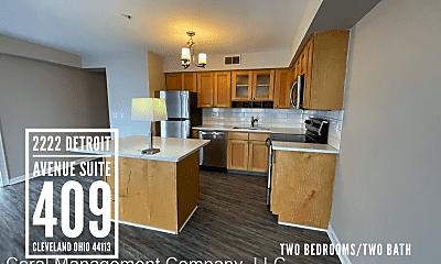 Kitchen, 2222 Detroit Ave, 0