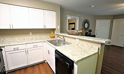 Kitchen, 9323 Menchaca Rd, 1
