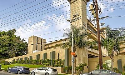 Building, Casa Serranna Apartments, 2