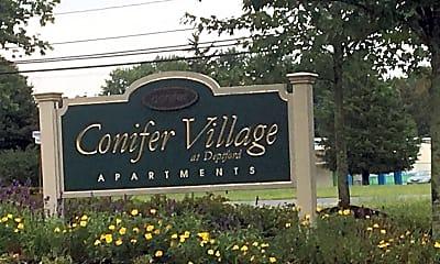 Conifer Village at Deptford, 1