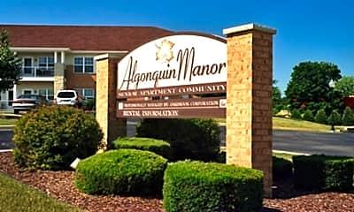 Algonquin Manor Apartments, 0