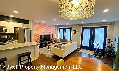 Living Room, 773 Delaware Ave SW, 1