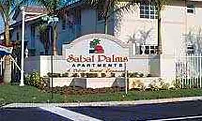 Sabal Palm Manor, 1