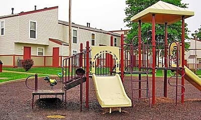 Playground, Lexington Gardens, 1