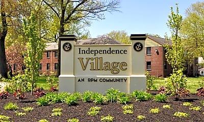 Landscaping, Independence Village, 0