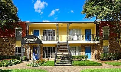 Building, Marina Club At Baytown, 1