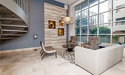 Living Room, 100 Cutter Mill Rd 4F, 1