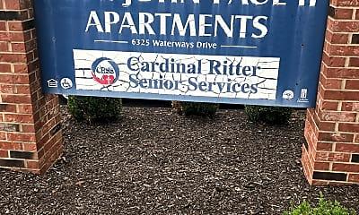 Pope John Paul II Apartments, 1