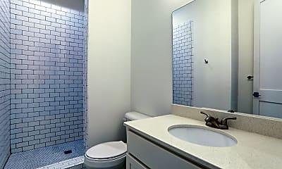 Bathroom, The Henry Flats, 2