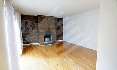 Living Room, 401 E 77th St, 1